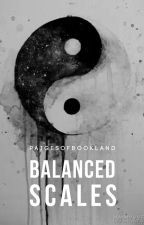 Balanced Scales by PaigesOfBookland