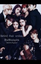Behind their smiles./BTS & BLACKPINK by SelHorStyGom