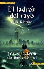 Percy Jackson y el ladrón del rayo by NivBM_19