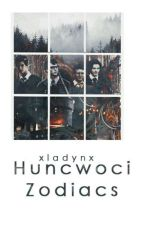 Huncwoci Zodiacs ✅ by xladynx