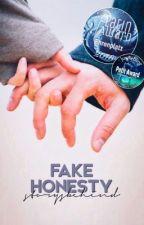 Fake Honesty #PlatinAward18 by storysbehind