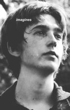 ron anderson ➵ imagines by aestheticgrimes