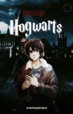 Nico in Hogwarts // HIATUS // EDITING by amazhangdemigod