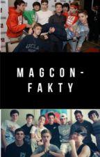 Magcon-fakty  by AleksandraGrande