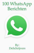 100 Grappige WhatsApp Gesprekken by DeSchrijvers