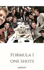 Formula 1 One Shots by pasfeatvic