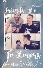 Friends To Lovers//Minizerk ff by MiniBitxh--