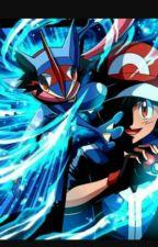 Pokemon Ash Betrayed Aura Guardian (AshxHarem) by GulluOzcan