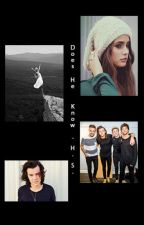 Does He Know? - Harry Styles Fanfiction by zsofus0622