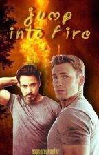 JUMP INTO FIRE [STONY] by capsarcreactor