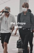 the vhope bible; bts by flowerryoongi