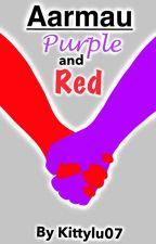 Aarmau-Purple and Red(UNDER EDITING) by kittylu07