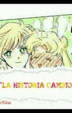 "Sailor Moon "" La Historia Cambia"" by EmiliPastor"
