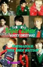 \(^_-)/ SUPER JUNIOR MARRY CHRISTMAS \(^_-)/   by cajas27