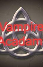 Vampire Acadamy by amyjj1230