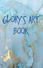 Glory's Art Book by MoonGlory415