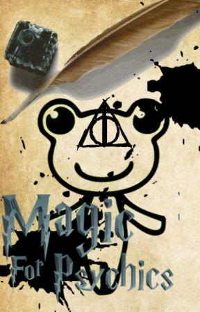 Magic For Psychics by MisakaLovesYou