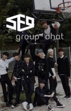 SF9 group chat by okkirsten