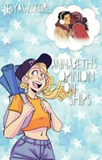 Annabeth's Opinion On Ships  by itsyawisegirl