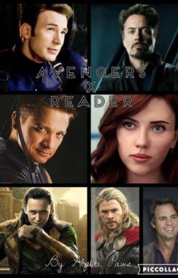 Avengers X Reader✔