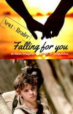 Falling for you (Newt x Reader) by Angel_in_DisguiseXox