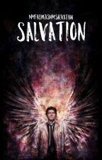 Salvation (Cas X reader) by MishaAngelOfHeavenXD