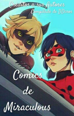 Comics de Miraculous by DDucros