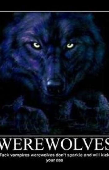 My new school is full of super hott guys. AND THERE WEREWOLVES!!!