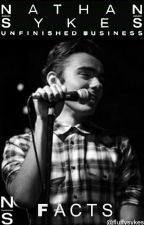 Nathan Sykes Facts by slyther1nqueen