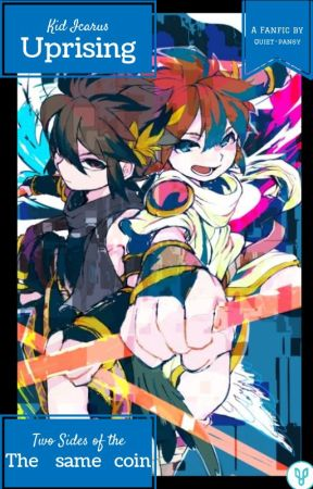 Kid Icarus Uprising: Fan-fiction: Two Sides of the Same coin by Somber-Flower