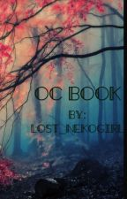 Oc Book! by lost_nekogirl
