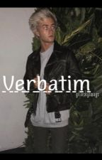 Verbatim : blackbear by gilinskysways