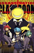 Assassination Classroom X Reader - Lustful - by abbyuniverse