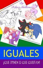"""""""Iguales"""" Sonadow-Blazamy by Rebeca-Guillermo"""