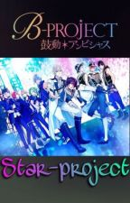 """Reset """"Star-project"""" 【B-Project Kodou*Ambitious】 by PhantomHope"""