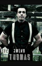 Krycí jméno Thomas [Till Lindemann FF] by mariTWDriggs