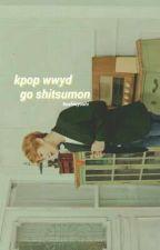 kpop wwyd  by stansluggie