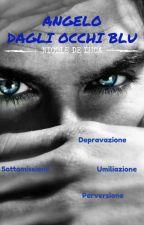 Angelo dagli occhi blu by NicoleDeLuca260