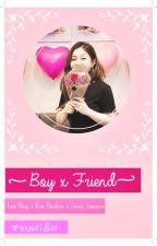 Boy x Friend [AU] by yourkidlee