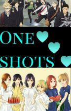 Haikyuu One Shots!!! by Annoyin_patato