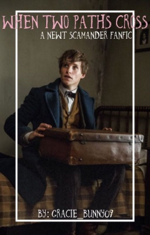 When Two Paths Cross ~ Newt Scamander by Raven_Puff_09