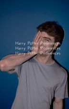 Harry Potter Preferences ✧ ˎˊ- by Satanwxse