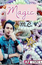 Magic. M.C. by afon1289