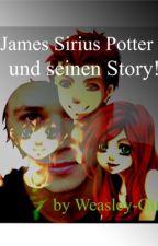 James Sirius Potter und seine Story by Weasley-Girl7