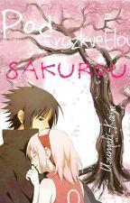 Pod rozkvetlou sakurou  SasuSaku by Uzumaki-Kaiya