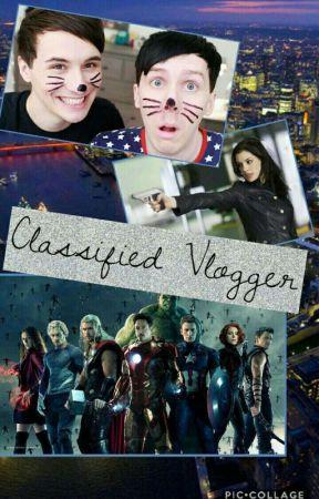Classified Vlogger by Lisanna_Jepiselg