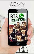 BTS   WhatsApp. by OxiSh-