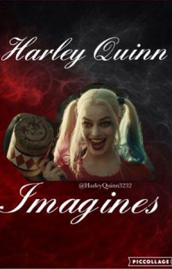 Harley Quinn x Reader