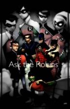 Ask the Robins by DC_Demigod