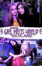 GIRL MEETS WORLD ↬ 2016 FALL AWARDS [CLOSED] by gmawards